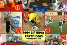 Birthday Ideas For kids / by Angela Morris