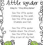 Spiders eek!