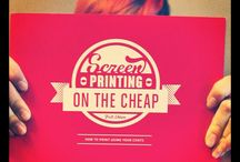 Screen Printing / by Bethany