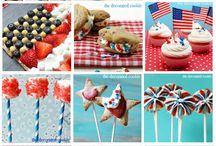 Fourth of July / All Things Fourth of July! / by The Old Schoolhouse Magazine