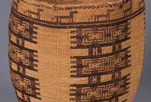 Ethnic Baskets