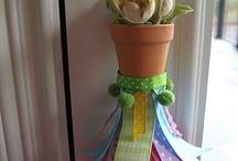 Crafting -- Tassels! / by Katherine Gorshow