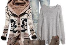 Winter fashion / Moda zimowa