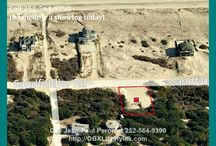 Great Semi-Oceanfront Outer Banks NC Lot for Sale | 2344 Sandfiddler Rd / WOW! Possibly the best Semi-Oceanfront on the market. Great Elevation! One of only two X flood zone semi-oceanfront lots on the market in Carova Beach so no flood insurance should be needed. Just pick your plans, build your house, and enjoy the views! There are not many areas in the country where you can buy beach properties like this at an affordable price, so buy this lot for sale now by calling me, Jean-Paul Peron, at 252-564-9390.