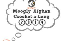 Moogly Afghan Crochet-A-Long / by Vicki Scales