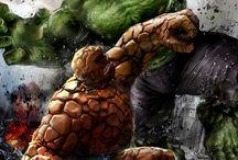 Dc vs Marvel Heroes