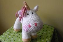 Unicorn Plush for Christmas