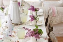 Indoor Tablescapes