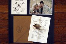 Wedding Print Design / by Kristina Benfield