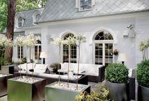 exterior design e giardini