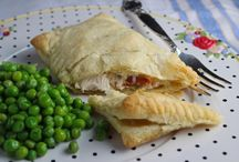 Recipes - Puff Pastry