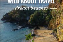 Dream Beaches [Wild About Travel] / Discover beautiful (and often offbeat) beaches in the world.