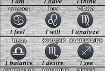 Zodiac Signs/All