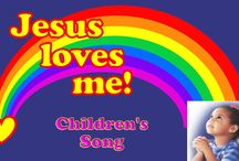 Jesus ~ Love's - me ~ / - Children's ~ Song