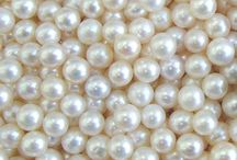 ✿*❤~Pearls~❤*✿ / Pearls are formed when an irritant, such as a bit of food, grain of sand, or even a piece of the mollusk's mantle becomes trapped in the mollusk. Freshwater and saltwater pearls may sometimes look quite similar, but they come from different sources. /  Thank you for following. Have fun pinning.  / by ☀️✿Lenora✿☀️ Philbert✿☀️