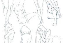 Poses and Gestures References
