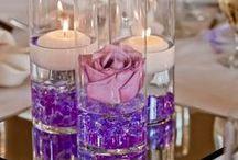 Romantik / Lys & Blomster