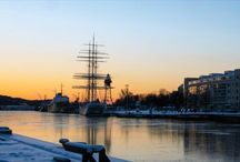 Turku, Helsinki,Espoo / by Aila Dahlgren