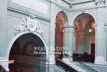 Beauxbatons - Wizarding Schools / - aesthetic Wizarding schools around the world: France