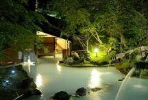 温泉 (Hot Springs)