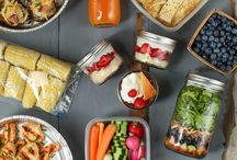 Meal Train / Ideas for meal train meals.  / by Amanda Scacchi