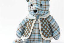 Teddy bear cloths