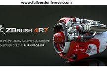 Zbrush v4 Release 7