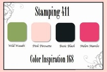 Stampin Up - Color Combinations / by Whitney Ulsas
