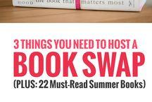 Book club\group\swap