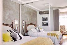 Quarto de casal/Double bedroom