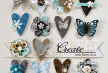 Stampin Up Inspiration  / by Tara Lane-Williams