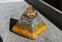 Orgonite® Orgone Pyramids