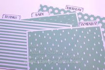 Stampin' Up! Tin of Cards Project Kit