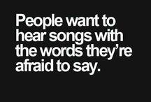 Musiikki - slogan