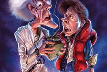 Back to the Future / Back to the future movies, art, posters