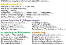 Essays ideas