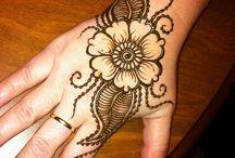 Henna-mehndi
