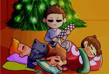 christmas eddsworld
