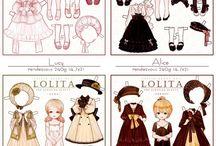 Лолита и другие бк