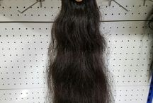 Machine weft hair / In this board you find all our Indian remy hair machine weft products images and videos Exclusively #hair #indianhair