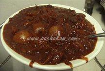 Naadan Achar (Pickle) Recipes  / Hot n spicy pickle recipes