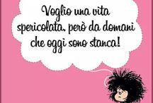 Mafalda.. Snoopy..Charlie Brown