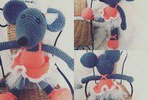 Mes créations crochet