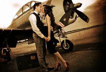 Aviation photoshoot