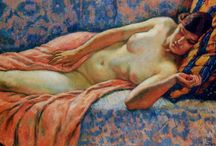 Nude Paintings / Figurative and Artistic Nudes