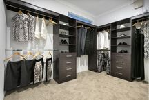Walk-in Wardrobes by Ben Trager Homes