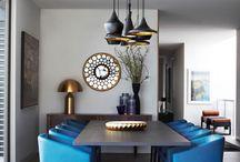 lighting inspiration / interior cravings - interior design - lighting inspiration - chandelier - pendant light - sconces - flushmount