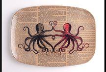 Art - Octupii/Clhuthlu/Kraken