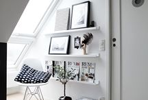 My Home Inspiration / All about decoration, ideas, furniture, colour of the wall, and everything i like to be in my dream home