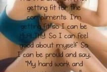 ~Health & Fitness~ / by Emily Dewees